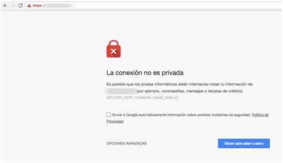 Google penaliza webs sin ssl